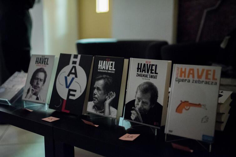 Aby Havel wciąż był dziś ważny, trzeba by go czytać. A jest w czym wybierać
