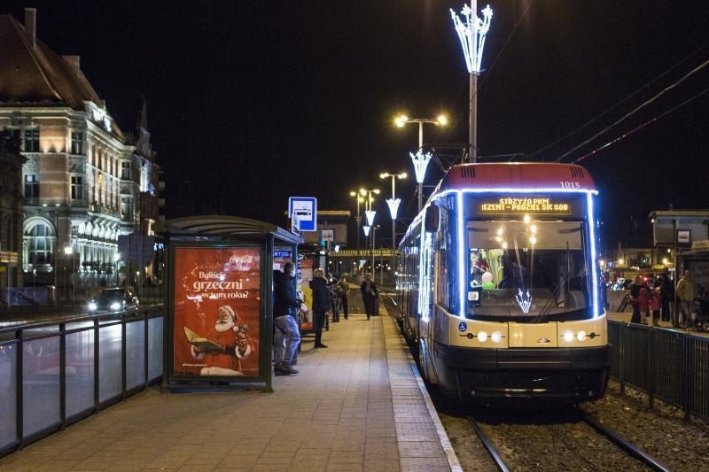 Przystanek tramwajowy Brama Wyżynna - pasażerowie z Chełmu i Ujeściska nie będą z niego korzystać przez najbliższe pół roku