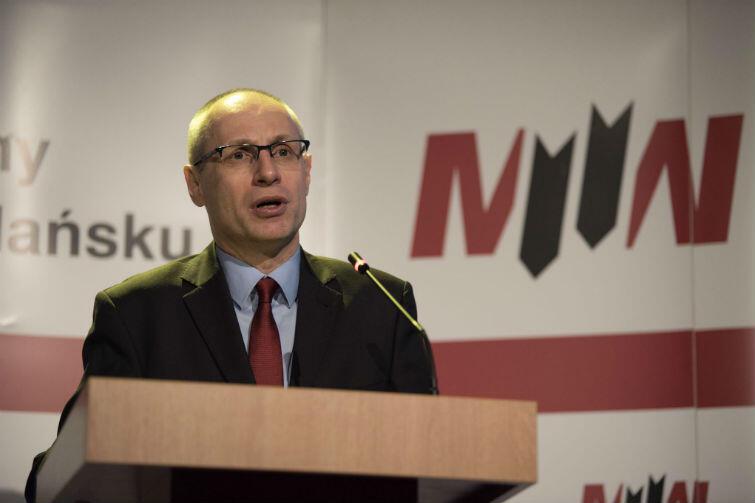 Nazywam się Paweł Machcewicz i jestem dyrektorem MIIWŚ