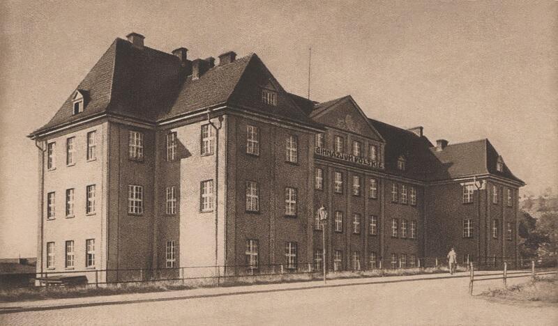 Gimnazjum Polskie powstało również dzięki staraniom Przybyszewskiego