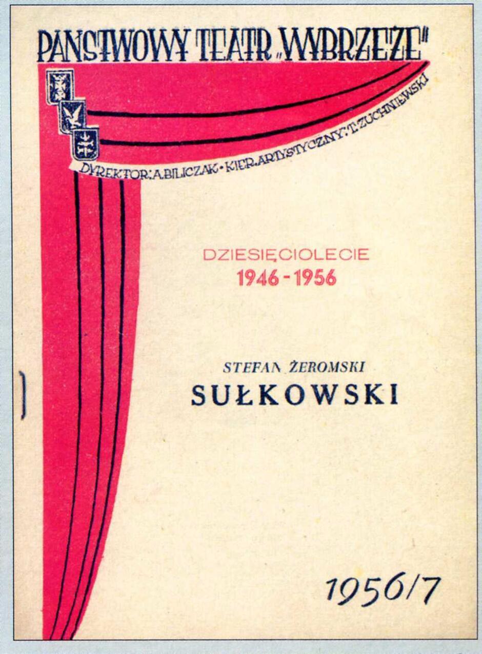 Dziesięciolecie uczczono premierą »Sułkowskiego«