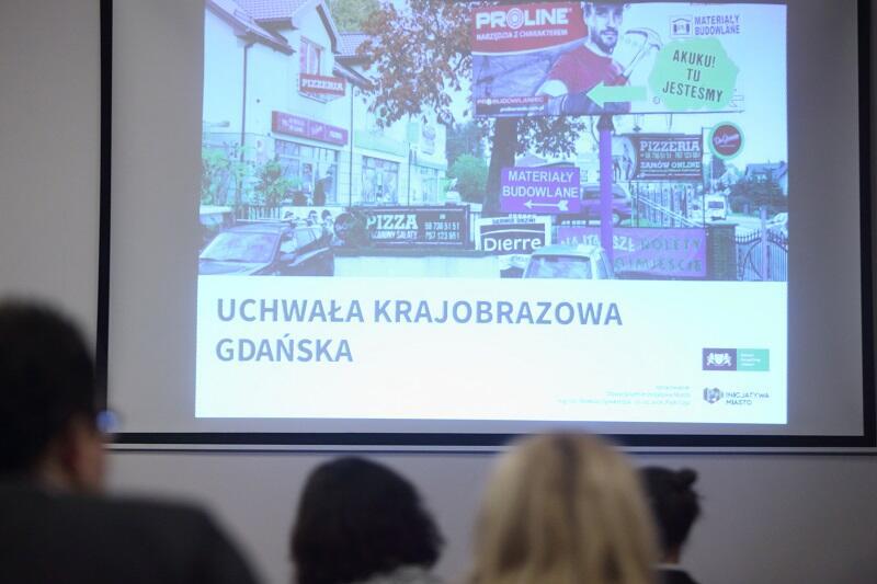 Konsultacje z mieszkańcami uchwały krajobrazowej dla Gdańska odbyły się 8 lutego w gdańskiej siedzibie SARP