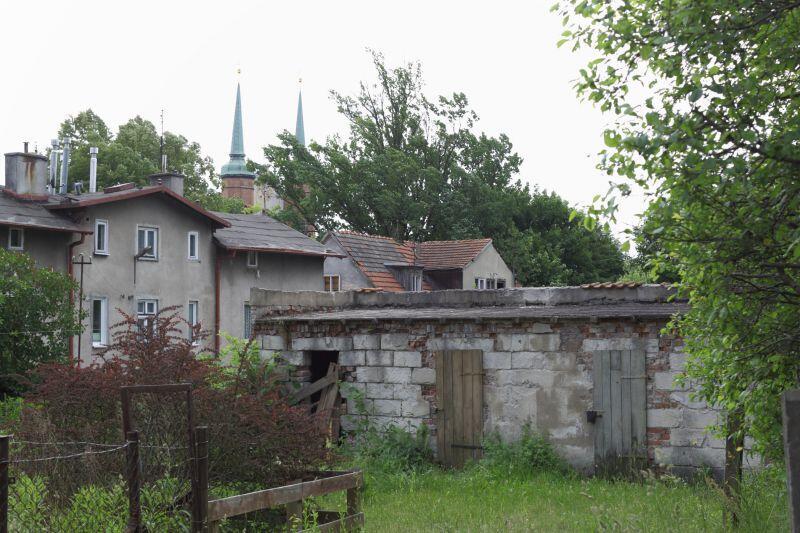 Dzisiejsze sąsiedztwo Katedry Oliwskiej nie dodaje jej prestiżu. Nowy plan zagospodarowania ma być impulsem do zmian w tym miejscu