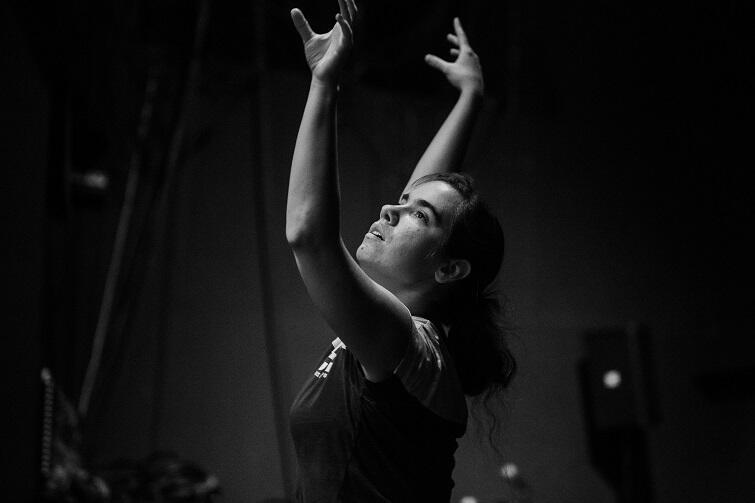 Natalia Rytelewska-Chilczuk przedstawi spektakl