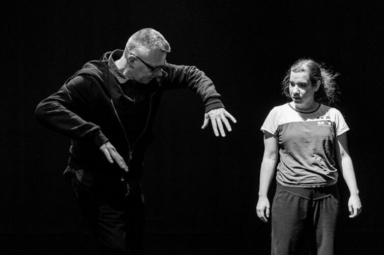 Choreograf Marc Vanrunxt pomaga tancerzom wyrazić ich idee