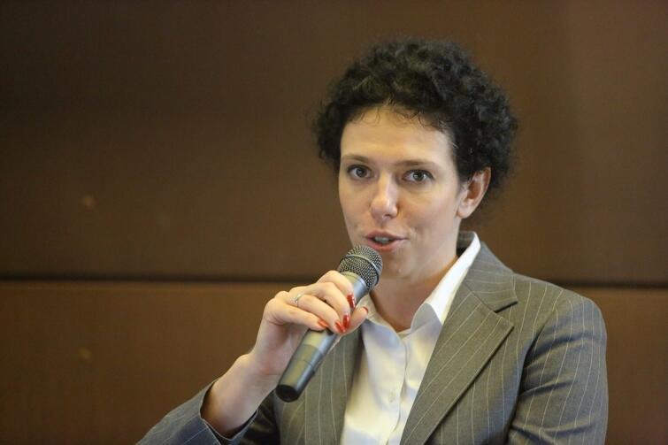 Anna Jakób, członek Zarządu GPEC