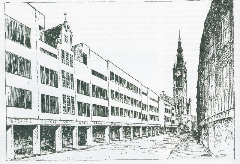Projekt przebudowy ulicy Długiej