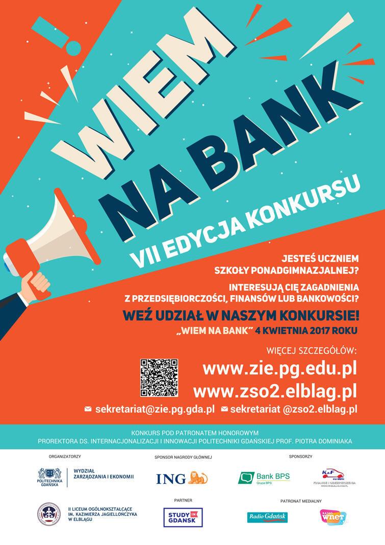 Wiem na bank!