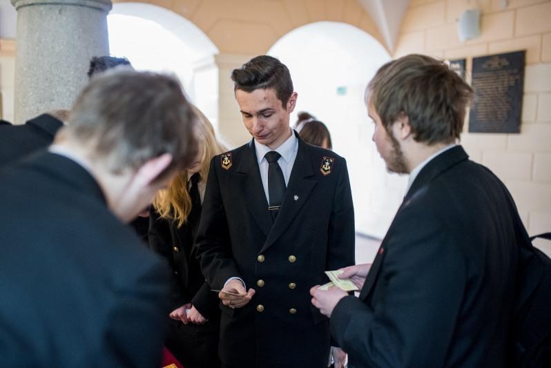 Piątek, 3 marca, konferencja dla gimnazjalistów w gdańskim Conradiunum: Przemysł okrętowy - fascynujące miejsce pracy