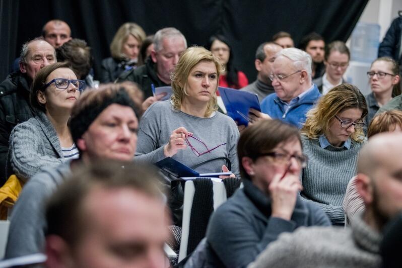 Konsultacje społeczne Gminnego Programu Rewitalizacji dotyczyły m.in. dla obszaru Dolnego Miasta