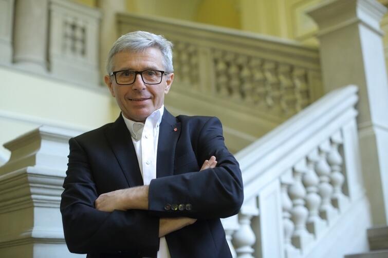 Andrzej Kowalczys, radny Miasta Gdańska