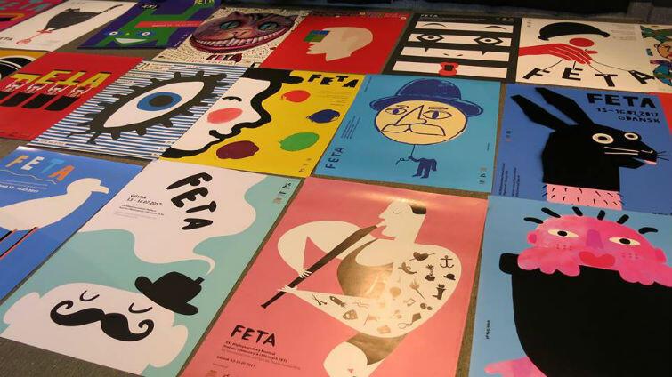 Do konkursu zgłoszono 204 projekty plakatów
