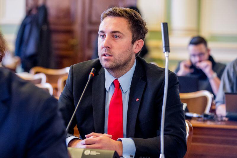 34-letni Piotr Borawski został nowym przewodniczącym klubu PO w Radzie Miasta Gdańska