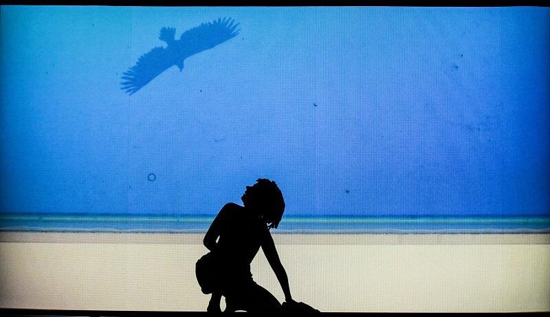 Oryginalną oprawę wizualną spektaklu zaproponowała twórczyni adaptacji i reżyserka, Anna Wieczur-Bluszcz