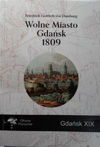 Gdańsk z początku XIX wieku