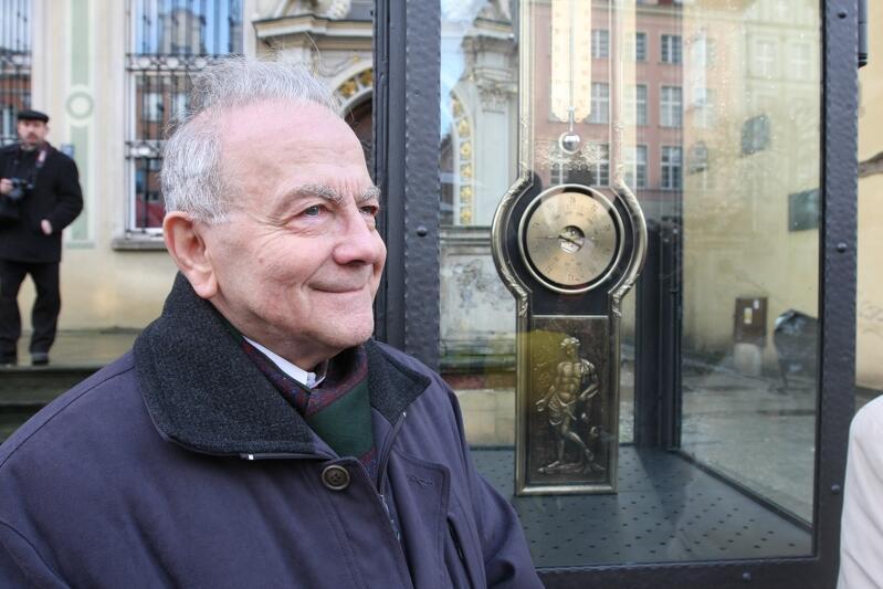 Jak dawniej Gdańsk zaopatrywał się w wodę? Opowie o tym prof. Andrzej Januszajtis w IKM o godz. 19