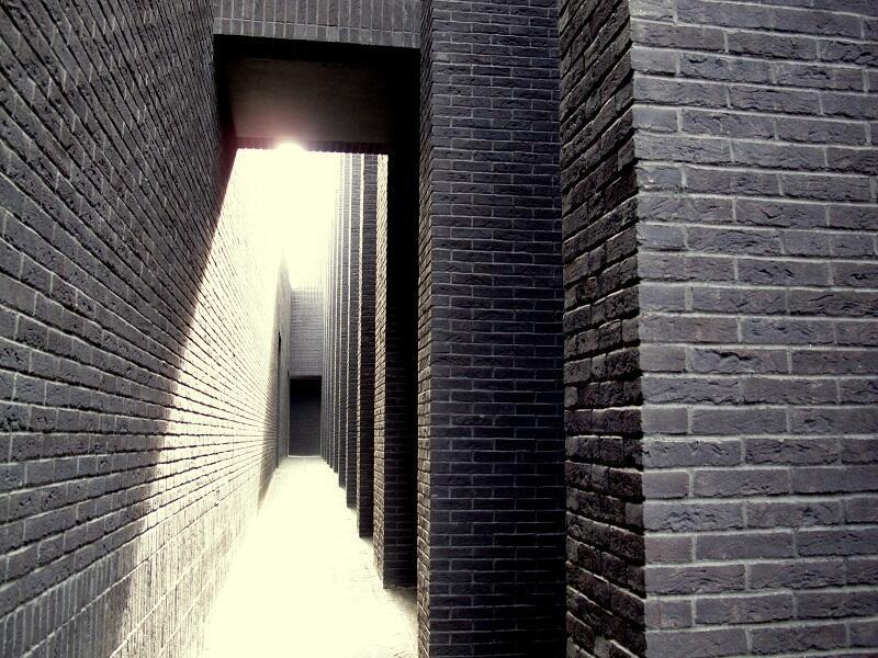 Autorem projektu architektonicznego GTS był Renato Ricci