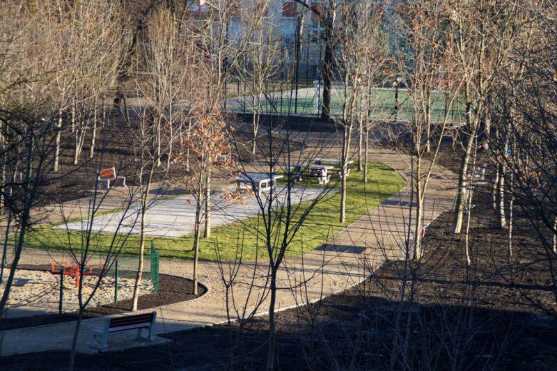 Park Św. Barbary stał się miejscem atrakcyjnym, w którym gdańszczanie chętniej zatrzymują się na dłużej
