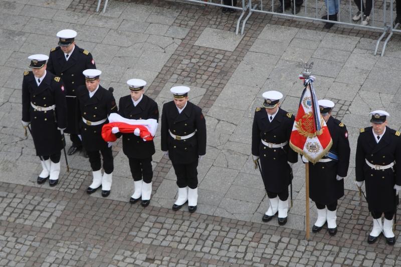 Flaga - marynarze