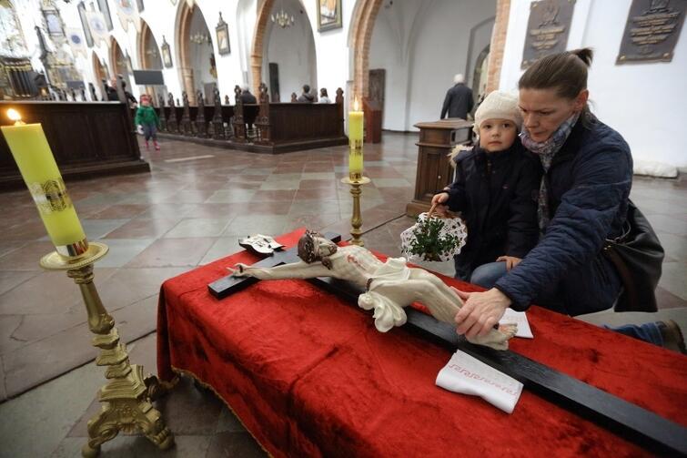 W Katedrze Oliwskiej