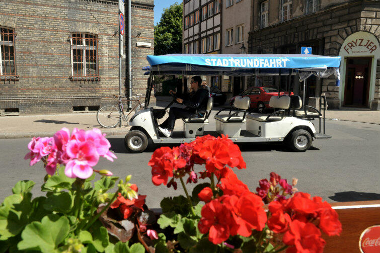 Od poniedziałku, 24 kwietnia, prawo wjazdu na obszar Głównego Miasta tracą m.in. meleksy - jako pojazdy wolnobieżne