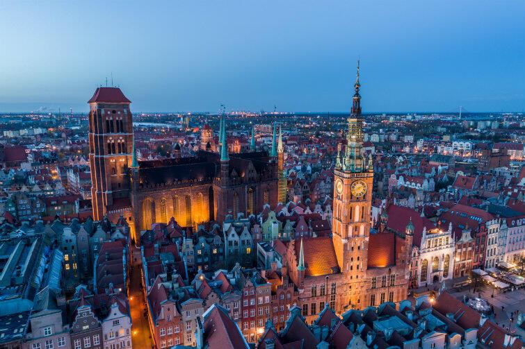 Gdańsk - coraz lepiej widoczna gwiazda na turystycznej mapie Europy