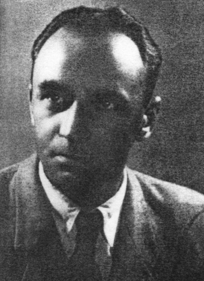 Teodor Meus, motorniczy, który poprowadził pierwszy uruchomiony po wojnie tramwaj