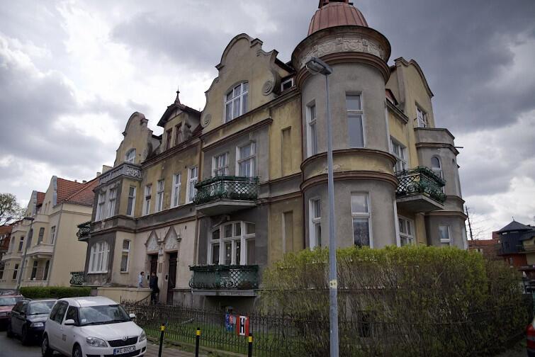 Kamienica przy ul. Staszica 1 we Wrzeszczu dostała 130 tysięcy złotych dotacji na remont elewacji i zabytkowego ogrodzenia