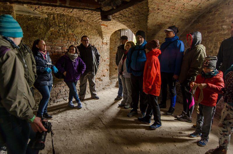 Zabytkowe fortyfikacje, w ciągu pięciu dni, zwiedziło ponad 7 tysięcy osób!