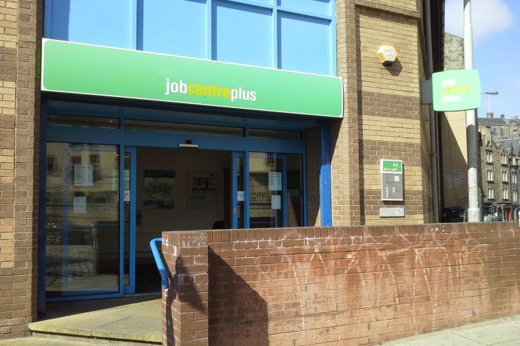 Biuro pośrednictwa pracy przy High Riggs w Edynburgu