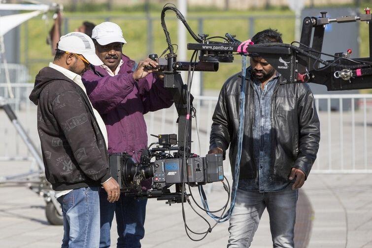 Ekipa z Indii przygotowuje się do filmowania hitu, który obejrzy 70 milionów widzów!