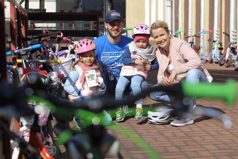 Dajmy dzieciom szanse poczuć endorfiny podczas jazdy na rowerze - zachęca Natalia Wodyńska-Stosik TriMama, ambasadorka Rowerowego Maja`2017