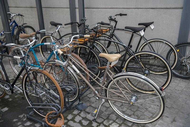 Służbowe rowery LPP