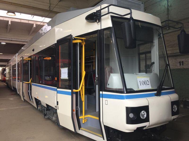 Tak prezentować się będą zmodernizowane cztery tramwaje NGd99