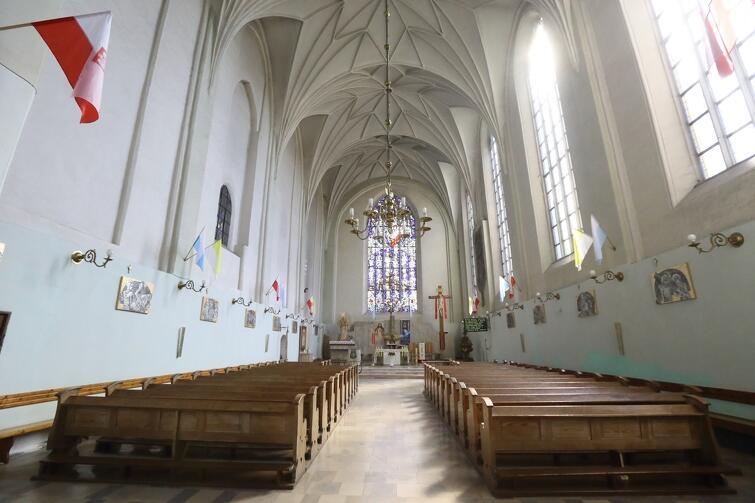Kościół św. Józefa ma się stać miejscem kojarzonym nie tylko z duchowymi potrzebami, ale również z działalnością kulturalną