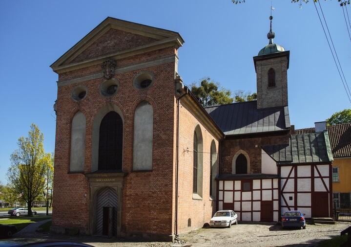 Kościół Polskokatolicki pw. Bożego Ciała w Gdańsku Śródmieście