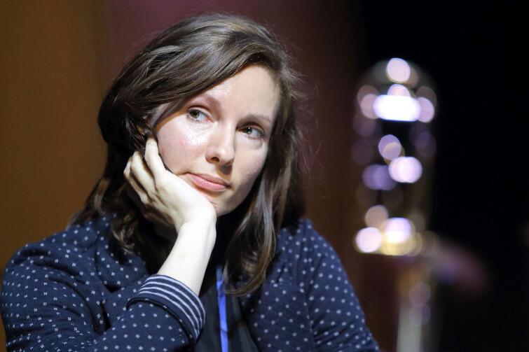 Marta Siciarek, prezeska Centrum Wsparcia Imigrantów i Imigrantek w Gdańsku