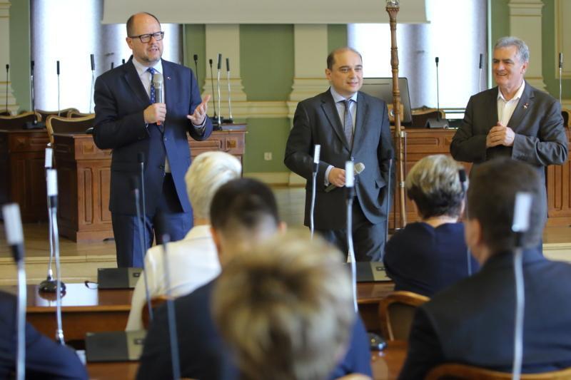 Jak chronić dziedzictwo historyczne? - to jeden z tematów spotkania Konwentu Przewodniczących Rad Miast Wojewódzkich.