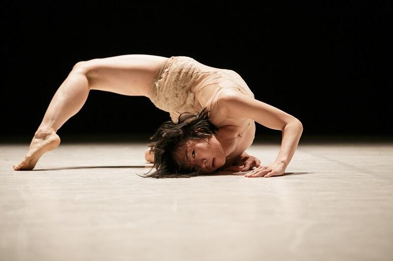 Ruri Mito z Japonii wygrała konkurs Solo Dance Contest