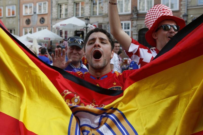 Hiszpanie mieli się z czego cieszyć: ich reprezentacja zdobyła w 2012 roku złoty medal