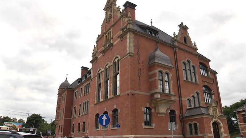 Central Hotel Gdańsk wkrótce przyjmie pierwszych gości