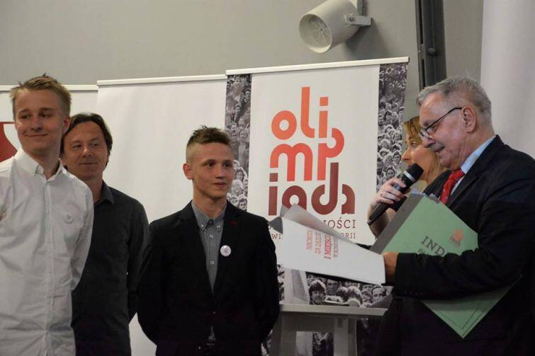 Finał tegorocznego konkursu historycznego odbywającego się w ramach Olimpiady Solidarności odbył się we Wrocławiu