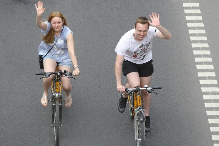 W czwartek, 15 czerwca - świetne warunki pogodowe na rowerową wycieczkę i nie tylko