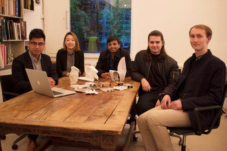 Naszą drużynę tworzyli świeży absolwenci programu prowadzonego przez Soomeen, wszyscy skierowani na jeden, specyficzny rodzaj architektury