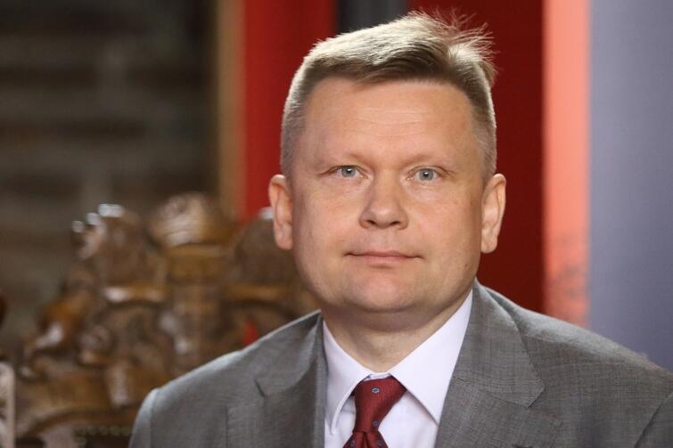 Waldemar Ossowski, dyrektor Muzeum Historycznego Miasta Gdańska, które niedługo zmieni nazwę na Muzeum Gdańska