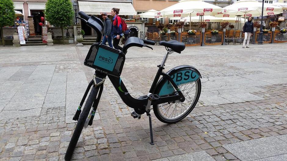 Rower zaproponowany przez firmę Fullco, przedstawiciela PBSC w Polsce - operatora, który działa prężnie na rynku Stanów Zjednoczonych