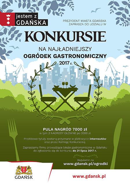 Najładniejszy ogródek gastronomiczny