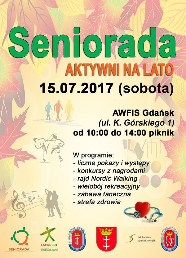 Seniorada 2017