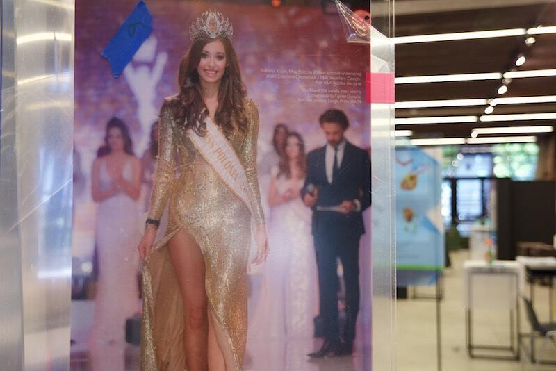 Korona, którą nosi Miss Polonia 2016 została wykonana w Gdańsku
