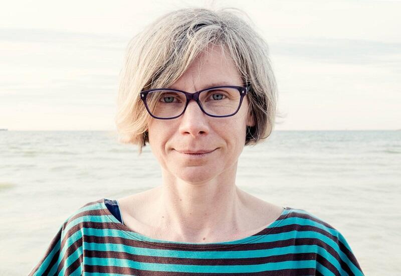 Warsztaty poprowadzi Iwona Zając, malarka, autorka m.in. projektu